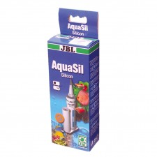 JBL AquaSil transparant 80 ml (6139100) JBL - Aquariumcentrum Nederland
